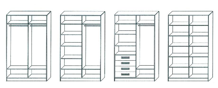 Lugano - корпусная мебель на заказ.